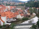 г. Крумлов! Чехия Самый присамый город Чехии! Но мне так больше всего понравился!
