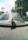 опять фонтан...