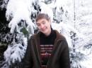 Зима 2006-2007. Я немного устал,всётаки в горы лезу.
