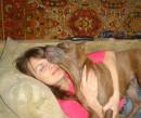 Люблю собак =) и даже чужих