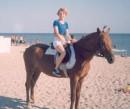 лошади моя страсть, люблю прогулки верхом!-)