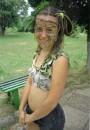 День Индейца а я там Была принцесой Растаманский листочек
