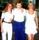 на фото я с прова...мне там 16 лет...