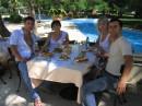 ...обед в Турции, а ужин уже в Киеве