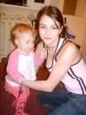 Я и моя любимая племяшка)))))