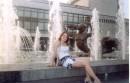 Днепропетровск. фонтан возле оперного