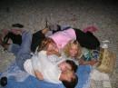 Ночь на пляже! ;)