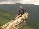 В горах Карпатах :)