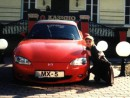 а кататься я люблю...... и красивые машины лблю... и красивых парней тоже :))