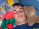 Сплю!!!zzzzzzzzzz  Снятсярозовые слоники!!!