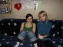 Эт моя сестра (слева) и моя лучшая подруга (справа)