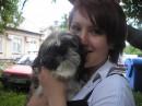 Это я со своей собачькой!!!