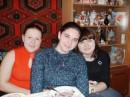 в красном-двоюродная,а в синем троюродние сёстри,вот и сравнивайте кто по вашемому симпотичнее,я или моя двоюродная?!?