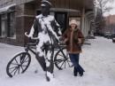 Эт главная улица в Нижнем Новгороде