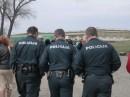 По габаритам по-моему наша доблесная милиция почти ничем не отличается от литовской=)))) А  вообще они очень классссные!!!!