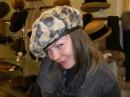 Ну а это фотка уже просто дурагонили в отделе шляпок лазили по гипермаркету наверное часа 3-4 вот и результат на лицо!!!