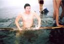 прикольно купаться зимой в Самаре
