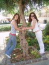 Я с Каришой на Мальте:).....Это было классно....