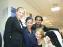 Веселимся на работе, пока босса нет:-)