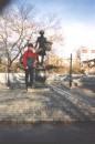Памятник одному из талантливейших людей всех веков и народов - основателю города Одессы!