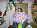me and my sister)))