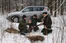 Охотники на привале '2007