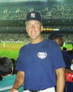 At a New York Yankees game!