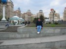 Near Independence Square! :)