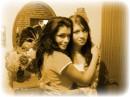 Мы с сестрой...