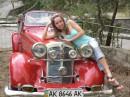 Красная машина - моя слабость :))))