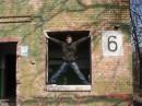 Заброшенная база ПВО  N 48° 21.081'  E 35° 4.535'