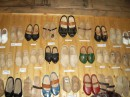 Real Dutch wooden shoes :)