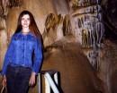 Это я в Мраморных пещерах
