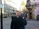 ось такі вулички в Кракові