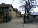 Головні ворота 1 табору Освециум