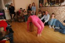 танцевали, кто как умел )