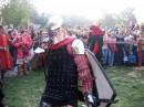 Lvov, turnir na 750 let goroda, 2006. Shevchenkovskij gaj. Bolshe fotok sdes:  www.milites-alraunae.prv.pl