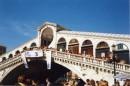 Ponto Rialto. Венеция.