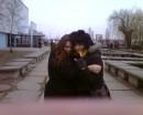 с любимой Маринкой
