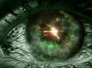 мой глаз, когда у меня видения...