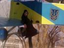 Киевлянка, киевляночка красивая...