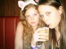 С подругой на вечеринке