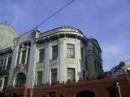 Мое любимое здание на улице Гончара....5 мин хотьбы до Золотых ворот и только 10 до цирка....центр Киева не такой большой как кажется!!!