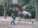 Араловский памятник в Ялте,даже незнаю чему:)