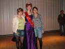 конкурс в универе Мисс Крымский государственный медецинский университет 2007, лента и корона мои :)