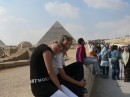 C мамкой в Египте