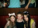 С подружками на вечеринке, было много коктейлей!!!!!