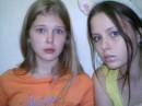 с сестричкой)))))