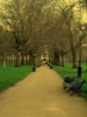 �� ������ �� ��� � ��������. Green Park.