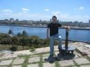Вид на столицу Кубы